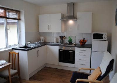 Thornworthy Tor kitchen 2